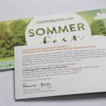 Sommerfest Grueneburgpark Flyer