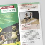 Junges Theater Programmheft